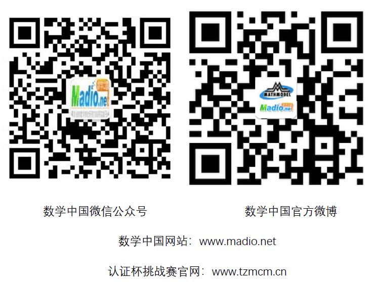 """2019第十二届""""认证杯""""数学中国数学建模网络挑战赛第二阶段赛题"""