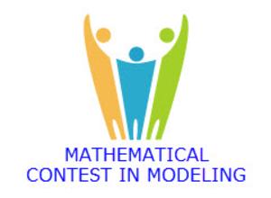美国大学生数学建模竞赛logo