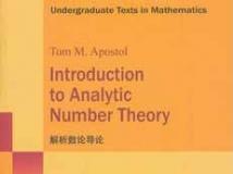 解析数论导论
